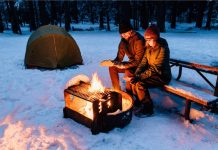 Seven tips to survive cold-weather camping