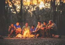 Six ways to create a campfire