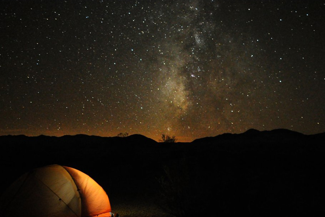 6 Places to Camp Under a Starry Sky