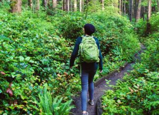 6 awesome places for solo female campers