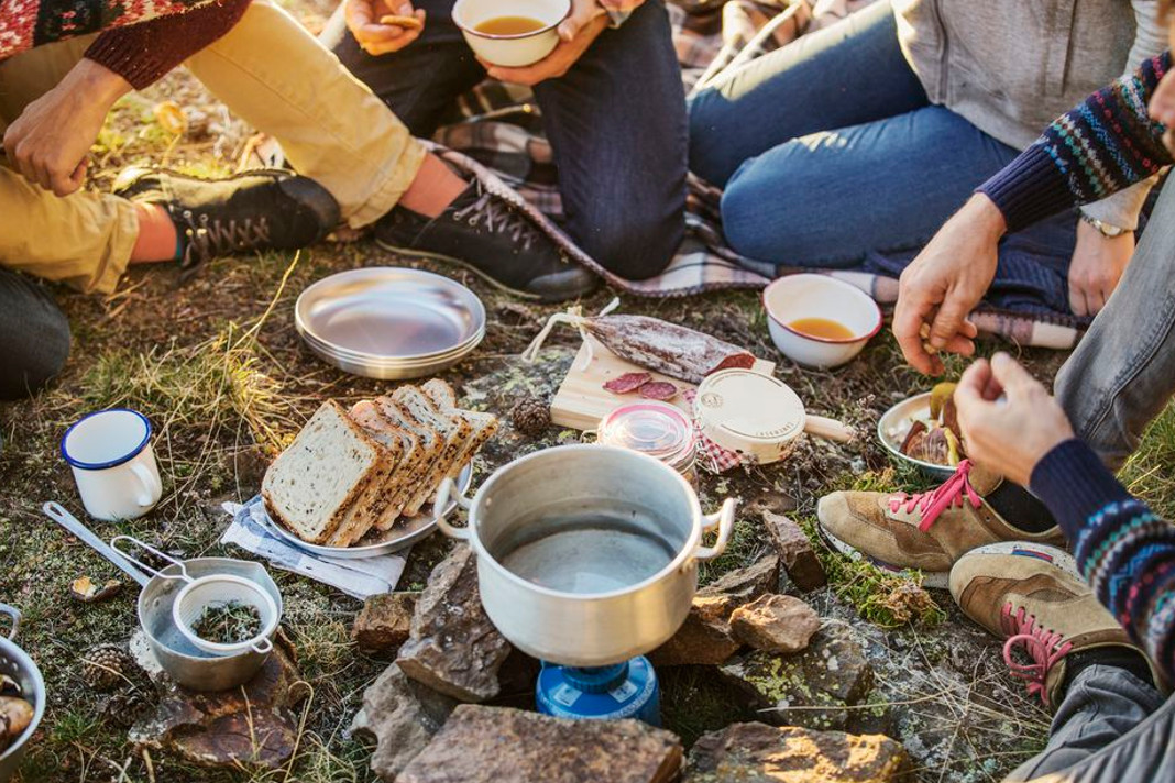 What to Eat While Camping in Africa