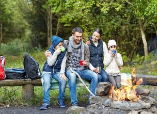 Camping With Children: Things You Need To Know