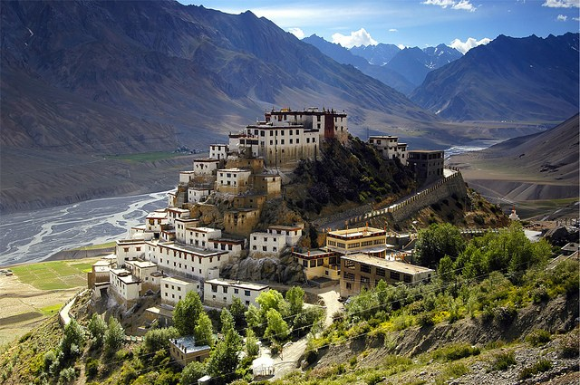 Spiti Valley in Himachal Pradesh
