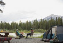 Best Schedules for Wild Camping