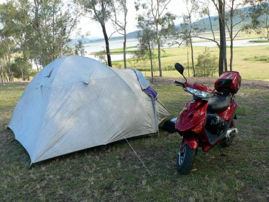 tent camping 1