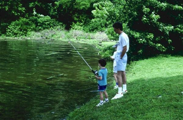insect free fishing trip 1