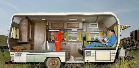 Make Your RV Clean and Shiny for Spring
