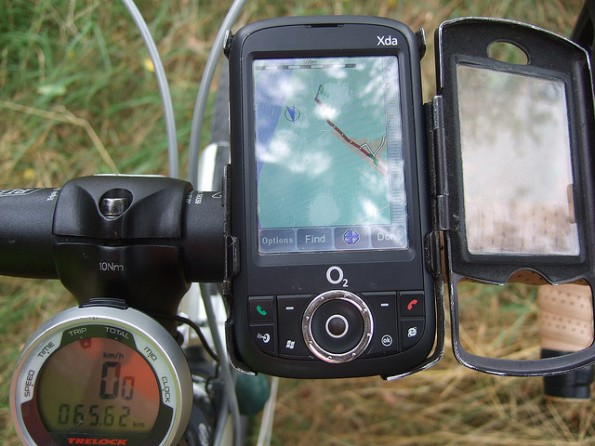 GPS In Camping