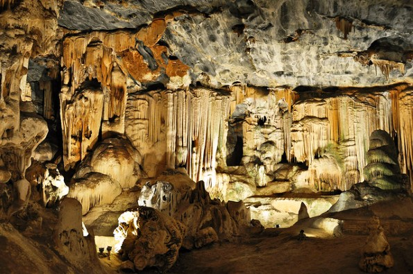 Worlds Most Amazing Caves