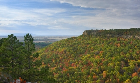 Hot Spots to Camp in the Scenic Arkansas