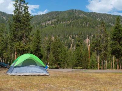Camping in Yellowstone Tips
