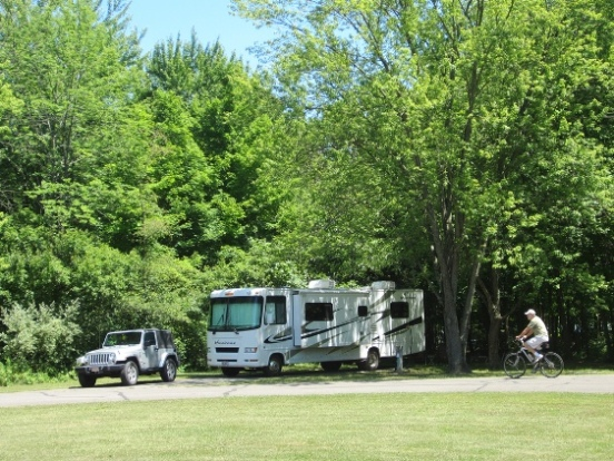 Delaware Parks Offer Fall Discounts for Campers
