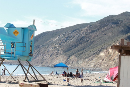 Southern California Beach Camping The Very Best Of