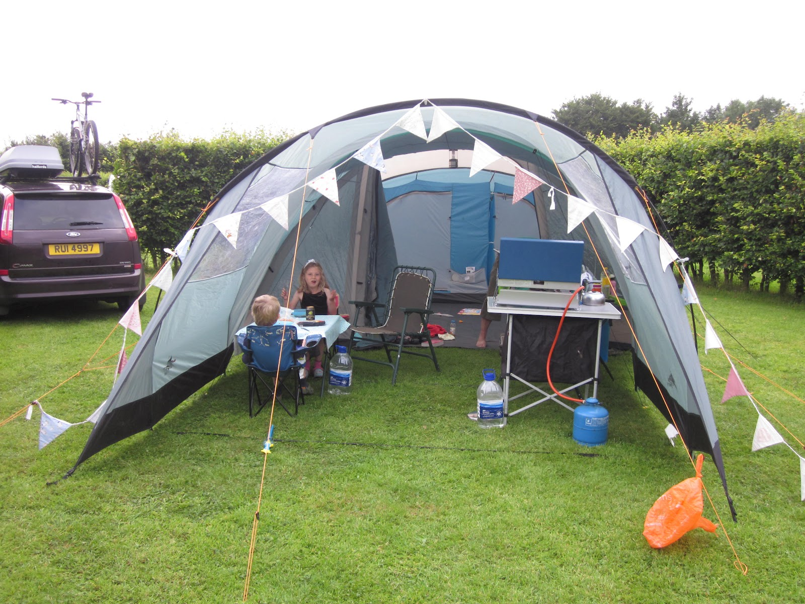 Tents Camping Tourist