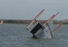 stop a boat from capsizing