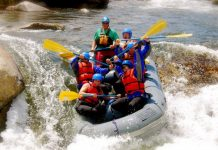 dangers associated with white water rafting