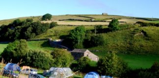 park house campsite and keld bunkhouse