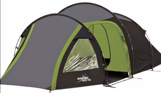 tips for tent camping in winds