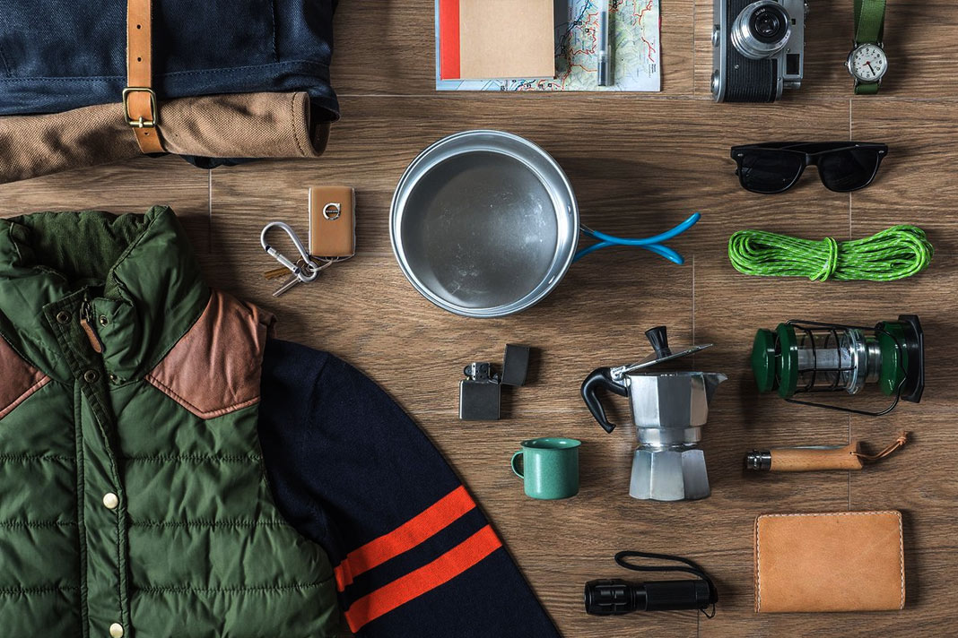 tips to save money on camping equipment