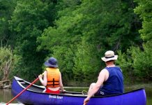 canoe trip packing list