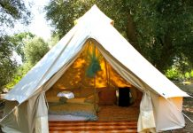 various do's and don'ts of glamping