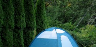 ways in which tent camping is better than RV camping