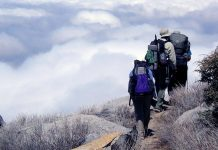 Hiking tips for Humid Climate