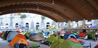 Tips to do urban camping in Japan