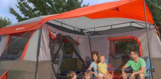 6 Tips to Build Your Own Tent on Camping