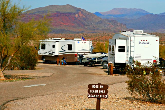 Winter Friendly Camping Places