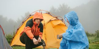 How to Deal With Bad Weather During a Camping Trip