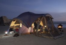 Make Yourself Proud for Choosing a Tent for Camping