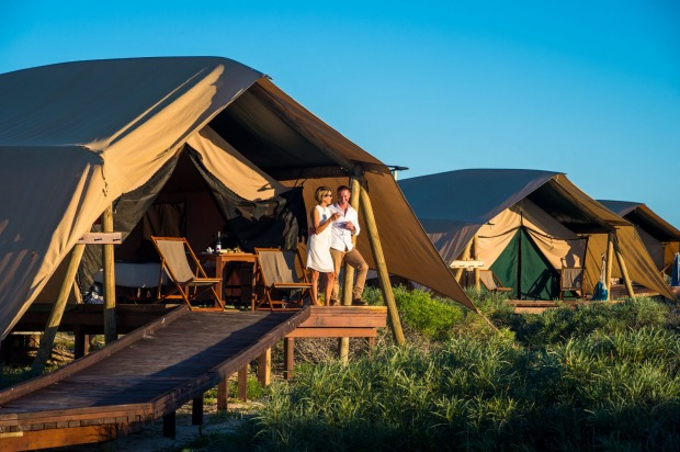 Top rated camping destinations in 2017